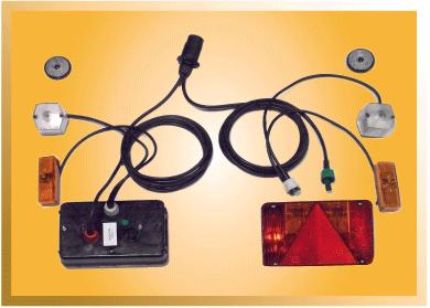 Instalación con conectores