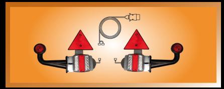 Instalación magnética con gálibos