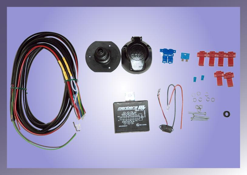 Kit control 7 polos