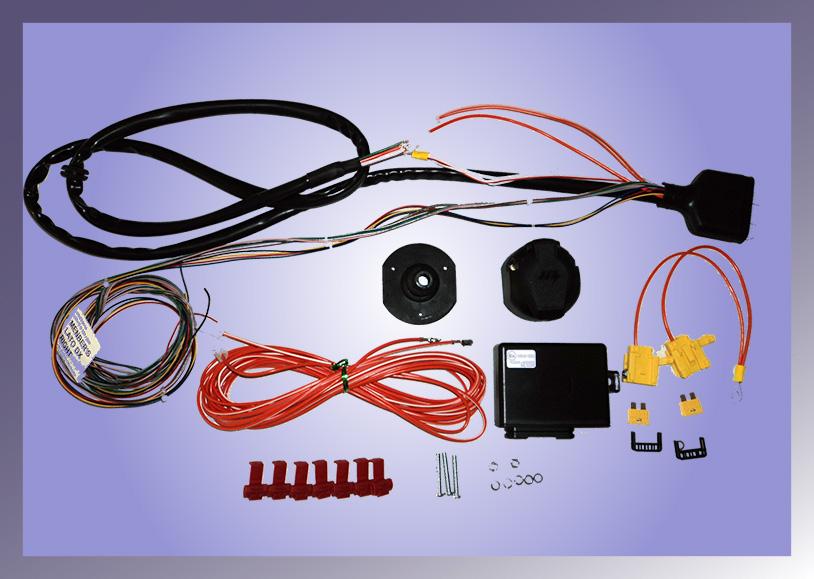 Kit control 13 polos