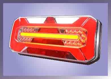 Piloto 7 servicios led/neon