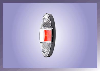 Piloto led lateral